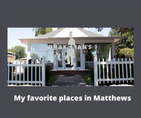 A Day in Matthews, NC