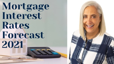 Mortgage Interest Rate Forecast 2021