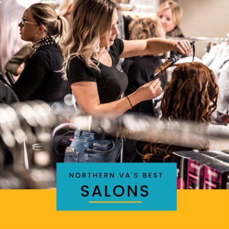 Northern Virginia's Best Salon 2020