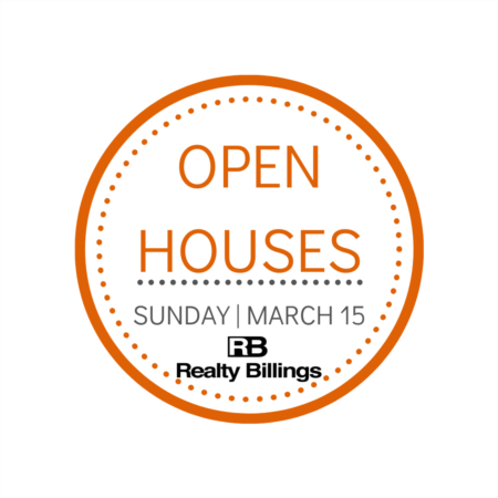 Open Houses- March 15 2020