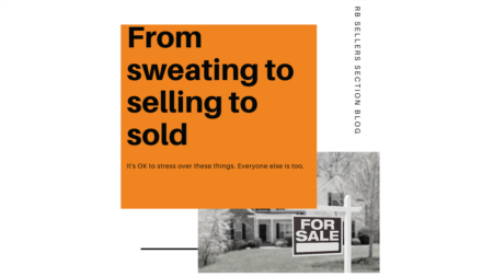 From Sweating To Selling To SOLD