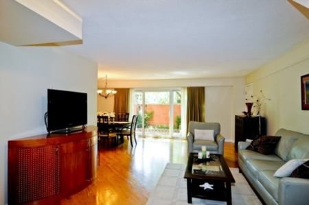 Great Duplex in the City