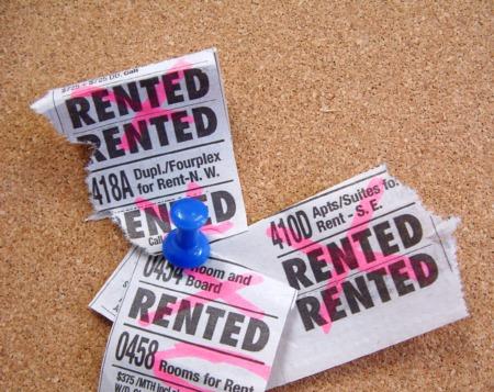Renters Feeling the Pinch