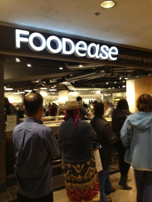 Foodease Eases Into Water Tower Place