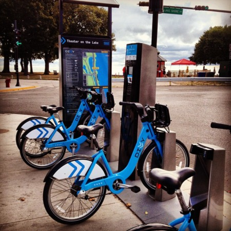 The Inside Scoop on Divvy—Chicago's New Bike Sharing Program