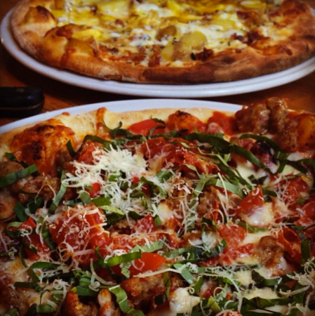 Order Chicago's Best Pizza From Frasca Using Your iPhone or iPad Today!