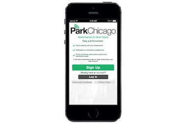 New Mobile App will Allow Chicagoans to Pay For Parking Using Smartphone