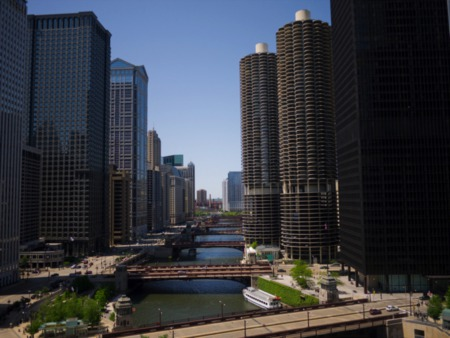 Attending Nik Wallenda's High-Wire Walk This Weekend? Why Not Also Check Out Condos For Sale at Marina City Too?