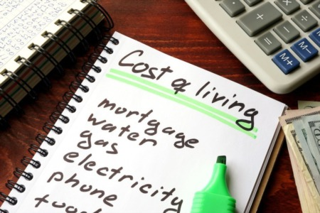 Moving to an Area With a Higher Cost of Living