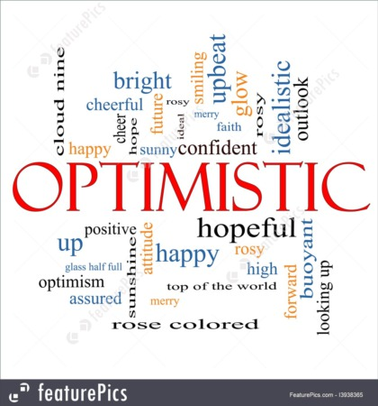 Optimism in the Face of Disruption