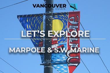 Exploring Marpole and Southwest Marine