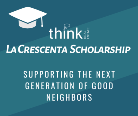 Think La Crescenta Scholarship