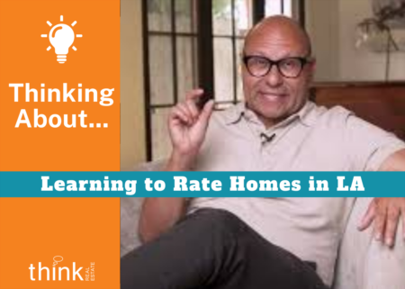 Learning to Rate Homes in LA