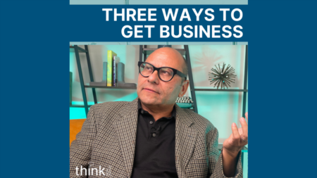 3 Ways to Get Business