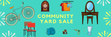 Venice Community Yard Sale