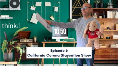 Episode 6 of the California Staycation Show