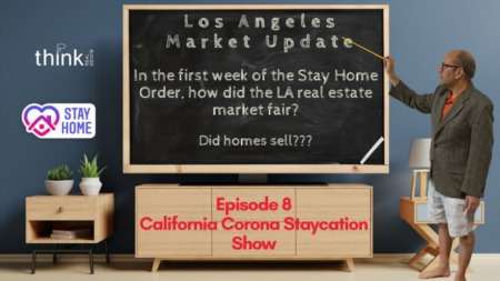 Episode 8 of the California Staycation Show