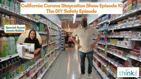 Episode 10 of the California Staycation Show