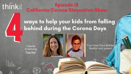Episode 13 of the California Corona Staycation Show