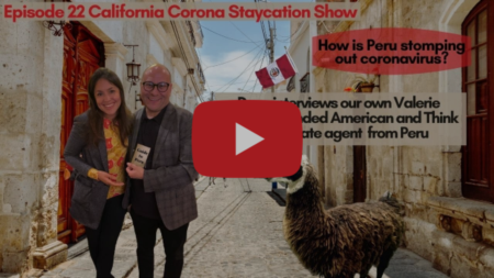 Episode 22 of the California Corona Staycation Show