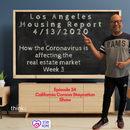 Episode 24 of the California Corona Staycation Show