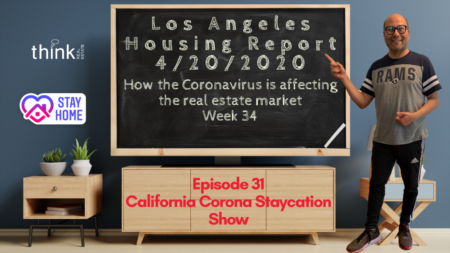 Episode 31 of the California Corona Staycation Show
