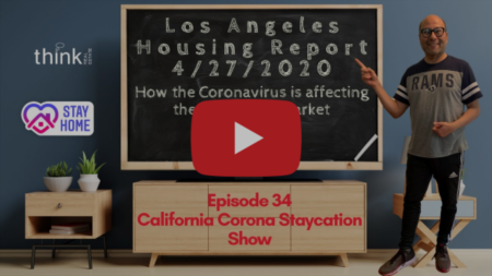 Episode 34 of the California Corona Staycation Show