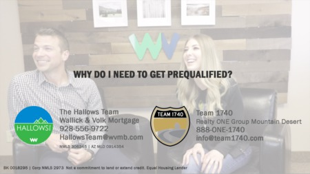 Why Should YOU Get Pre-Qualified to Buy a Home