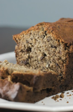 The Perfect Plate with Chef E: Mama's Banana Bread