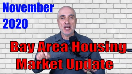 Bay Area Housing Market Update - November 2020
