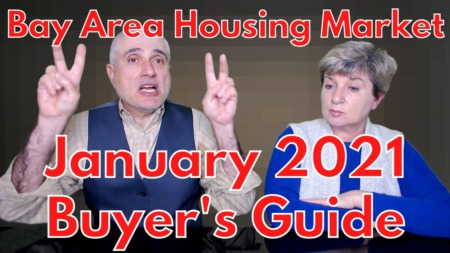 Bay Area Housing Market Update - Buyer's Guide [January 2021]