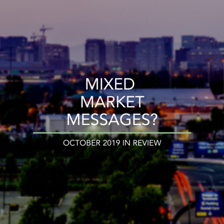 Mixed Market Messages?