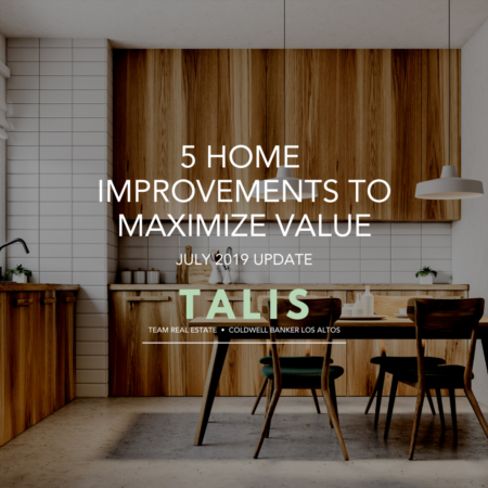 5 Home Improvements To Maximize Home Value