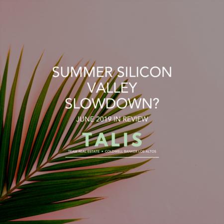 Summer Silicon Valley Slowdown?