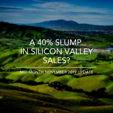 A 40% Drop In Silicon Valley Real Estate?
