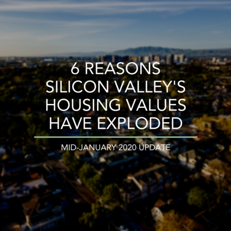 6 Reasons Silicon Valley's Housing Values Have Exploded