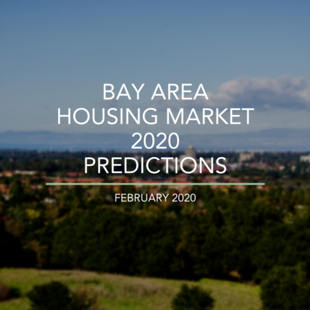 Bay Area Housing Market Predictions 2020