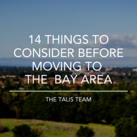 14 Things To Consider Before Moving To The Bay Area