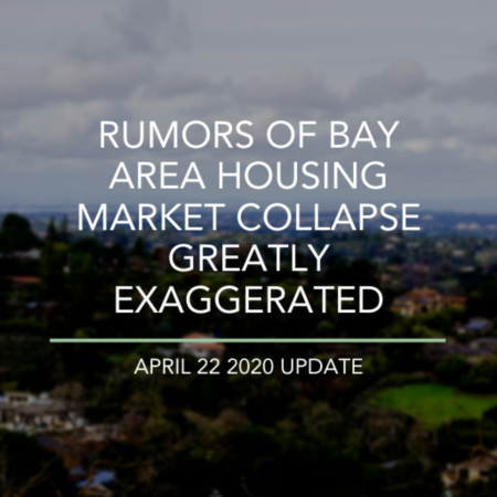 Rumors of Bay Area Housing Market Collapse Greatly Exaggerated