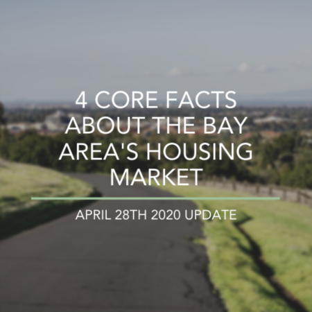 4 Core Facts About The Bay Area's Housing Market