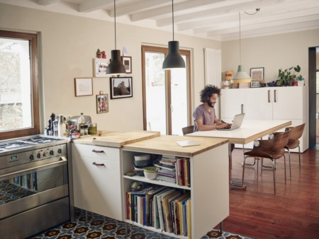 5 Ways to Make Your Home Office Work (Even if It's Your Kitchen)