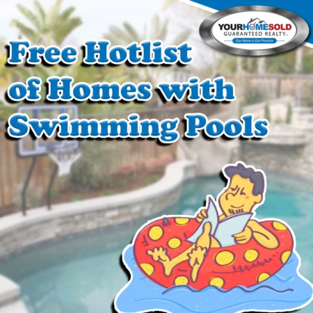 Free Hotlist of Homes with Swimming Pools
