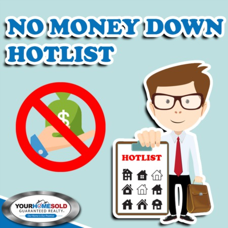 No Money Down Hotlist