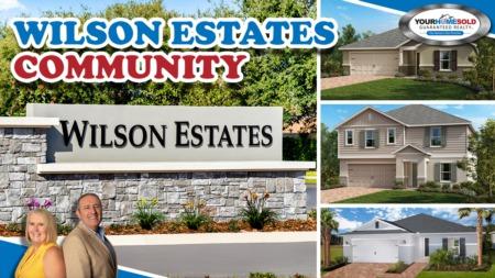 Wilson Estates | www.wilsonestatesbykbhomes.com