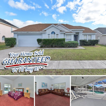 2910 Pembridge St, Kissimmee FL 34747