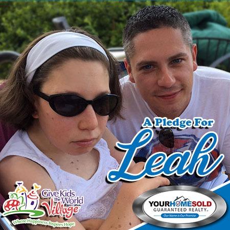 A Pledge For Leah