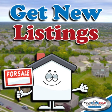 Get New Listings