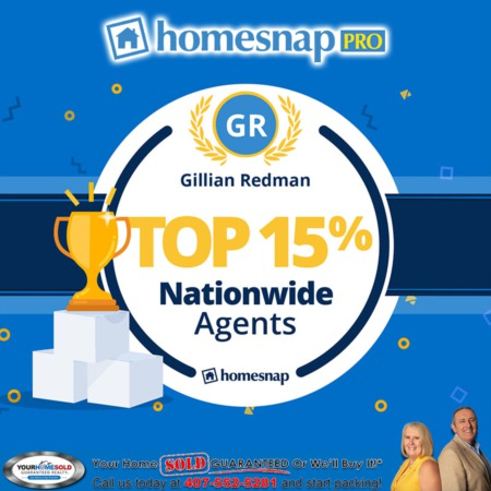 Homesnap Top 15%
