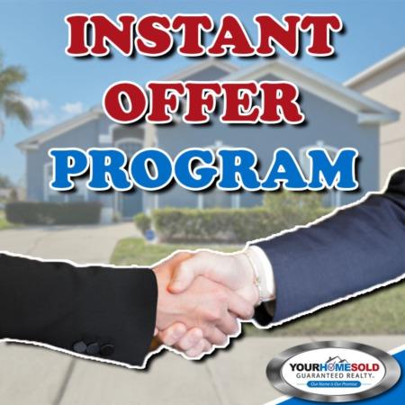 Instant Offer Program