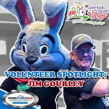 Volunteer Spotlight: Jim Gourley